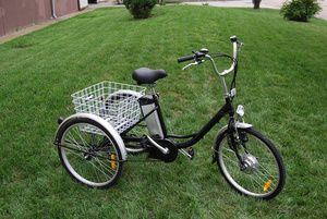 FP-ETRK1905 Electric trike, steel