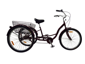 "FP-TRK805   26"" long frame tricycle"