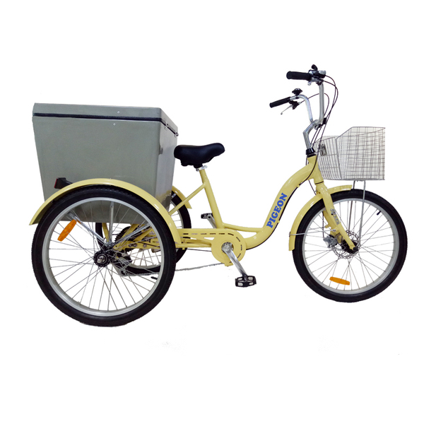 "FP-TRK820  (24"" alloy trike with Storage box )"