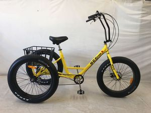 "FP-TRK803  24""*4.0 fat tire tricycle"