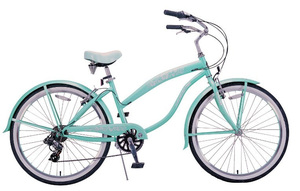 FP-BCB 2606   beach bike 7 speed